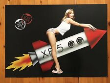 KYLIE MINOGUE, SEXY PHOTO BY LEE JENKINS, AUTHENTIC LICENSED 2002  POSTER