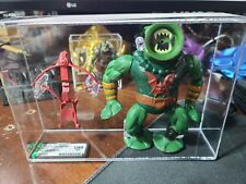 LEECH Vintage 1984 Masters of the Universe MOTU He-Man Complete With Crossbow