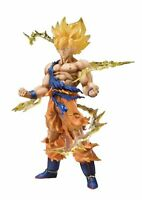 Figuarts ZERO Dragon Ball Kai Super Saiyan Son Goku Figure F/S w/Tracking# Japan