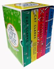 Undone and Torn Collection By Cat Clarke 5 Books Box Set Gift Wrapped Slipcase