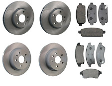 QSP Front Brake Discs for Opel Astra J 2009 to 2016