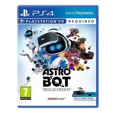 Juego Sony PS4 astro bot VR