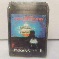Close Encounters Of The Third Kind 8 track tape Soundtrack New Sealed