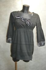 TUNIC DRESS COP COPINE PARIS TAILLE 38/M ROBE/KLEID/ABITO/VESTIDO