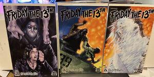 Friday The 13th Bloodbath #1 To #3, NM Avatar