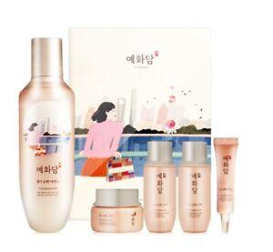 The face shop Yehwadam Revitalizing Ginseng extract Essence 5pcs Set anti aging