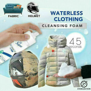 150ml Dry Cleaning Spray Waterless Clothing Cleansing Foam (S200)