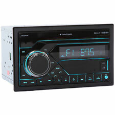 Planet Audio PB455RGB Double DIN Bluetooth Digital Media Car Stereo Receiver