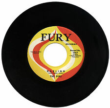 "THE PIPS  ""DARLING c/w LINDA""    60's GROUP SOUL   LISTEN!"