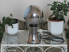 Rare! Vtg 60s 70s MAGNA Atomic Space Age Eye Ball Sphere Magnetic Lamp Light