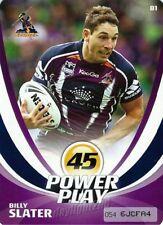 ✺Mint✺ 2013 MELBOURNE STORM NRL Card BILLY SLATER Power Play