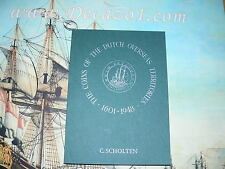 Scholten,C. The coins of the Dutch Overseas Territories. new *