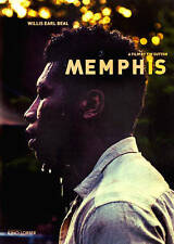 Memphis (DVD, 2015) : A Film by Tim Sutton : Willis Earl Beal : Brand New!