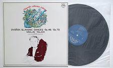 DVORAK Slavonic Dances TALICH/CZECH Supraphon OW-7702-S Japan LP NM