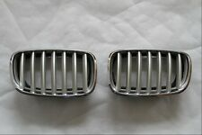 For BMW X5 E70 2007-2013 NEW style chrome front grille mesh grill vent