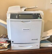 Xerox Work Centre 6400/X MFP All-In-One Laser Printer, Scan, copier and fax