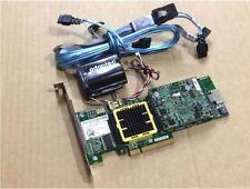 Adaptec ASR-5405Z SAS/SATA RAID Controller TCA-00304-07-C con BBU & Cavo