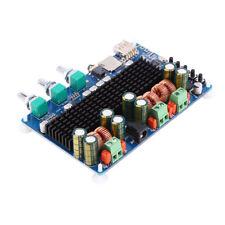 Digital 2.1 Channel Amplifier Board Bluetooth USB Input 50W+50W Stereo 100W el