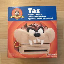 1999 Taz Instant Camera Polaroid NIB Looney Tunes