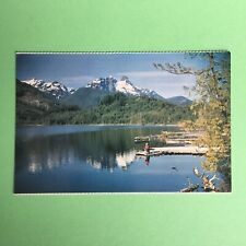 Canada's Mountain Country Postcard