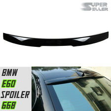 LA STOCK 2010 PAINTED #668 BMW 5-Series E60 4DR A Type Roof Spoiler M5 525i