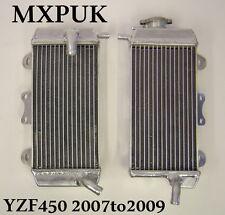 YZF450 2007 RADIATEURS PERFORMANCE mxpuk 07 YZF 450 YAMAHA YZ450F (004)