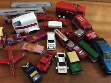JOBLOT OF ASSORTED TOY CARS🚙🚑🚒