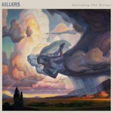 KILLERS-IMPLODING THE MIRAGE CD NEW