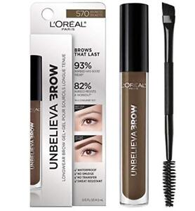 L'Oreal Unbelieva Brow ~ Longwear Brow Gel ~ Choose Your Shade