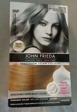 John Frieda Precision Foam Hair Colour - 9NP Light Natural Pearl Blonde