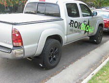 Toyota Tacoma Mud Guards, Mud Flaps, mudflaps Full set RokBlokz 2005-2015, 05-15