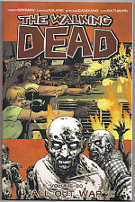 The Walking Dead - Vol. 20 ALL OUT WAR - --- NEW/Softcover/TPB