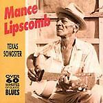 Texas Songster by LIPSCOMB,MANCE