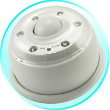 LED Light Lamp Puck For Car And Undercabinet Use with Motion Detector