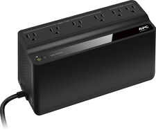 APC - Back-UPS 450VA Battery Back-Up System - Black