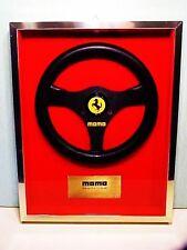 Ferrari Formula 1 Steering Wheel_Momo_Cavallino Horse Center Cap F1 VINTAGE OEM