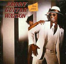 Love Jones - Johnny Guitar Watson (2006, CD NIEUW) Reissue