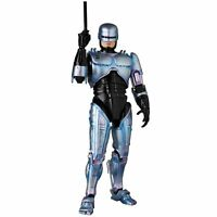 MEDICOM TOY MAFEX No.074 Robocop 2 Action Figure w/ Tracking NEW