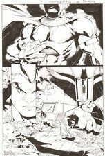Thundercats: The Return #4 p.2 - All Lion-O - 2003 art by Ed Benes