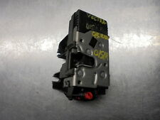 Door Lock Mechanism Actuator Osr Vauxhall Vectra C 13210763