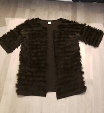 7658c437c0 Cappotti e giacche da donna PINKO pelliccia | Acquisti Online su eBay