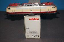 RF36 ] Märklin 39573 Locomotora Eléctrica E-03 Tee Rojo/Crema de DB Digital /