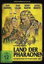 Land der Pharaonen DVD Joan Collins