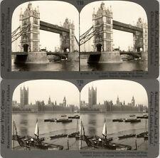 18 Stereoviews UNITED KINGDOM INGHILTERRA LONDRA lot 2