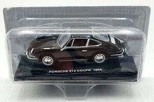 EBOND Porsche 912 Coupe - 1964 - DeAGOSTINI - 1.43 - 0101.
