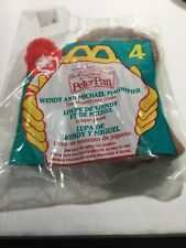 1997 Peter Pan McDonalds Happy Meal Toy - Wendy & Michael Magnifier #4