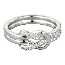 Swarovski Voile Ladies Ring - Size 6