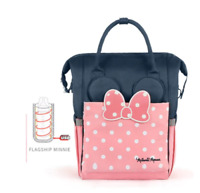 Disney Diaper Bag Thermal Insulation High capacity Baby Feeding Bottle Backpack