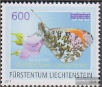 Liechtenstein 1651 (kompl.Ausg.) gestempelt 2012 Aufdruckausgabe