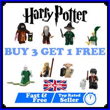 Harry Potter Custom Mini Figures Superhero construction toys Minifigure